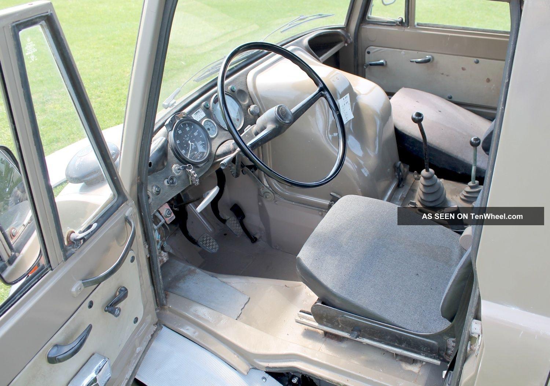 1978 Mercedes Benz Unimog 416 Doka Crewcab Best 4x4 Ever
