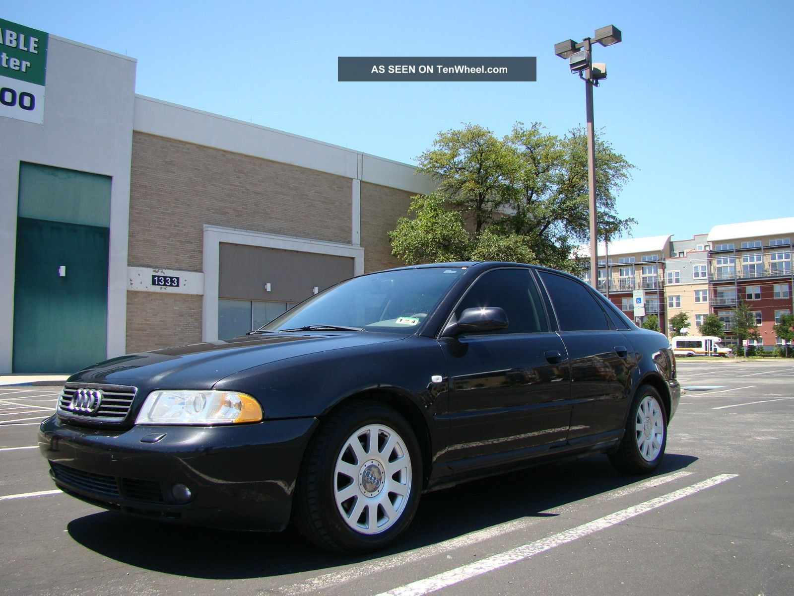 2001 Audi A4 5 Speed,  Quattro. ,  Bose,  Look A4 photo