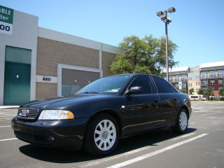 2001 Audi A4 5 Speed,  Quattro. ,  Bose,  Look photo