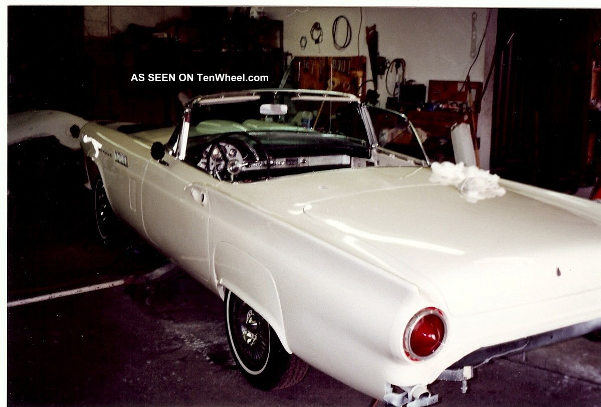 1957 Classic Ford Thunderbird Thunderbird photo