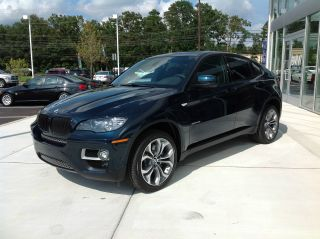 2013 Bmw X6 5.  0 - M Performance Package / Upgraded Stereo And Heads Up photo