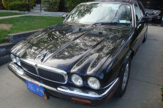 2000 Jaguar Xj8 Black On Black photo