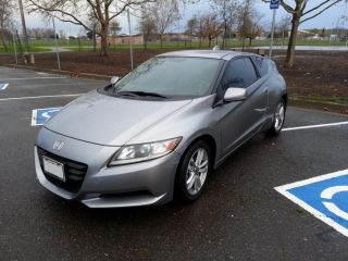 2011 Honda Crz Hybrid Coupe Manual 31 / 37 Mpg Gas Saver Sporty photo