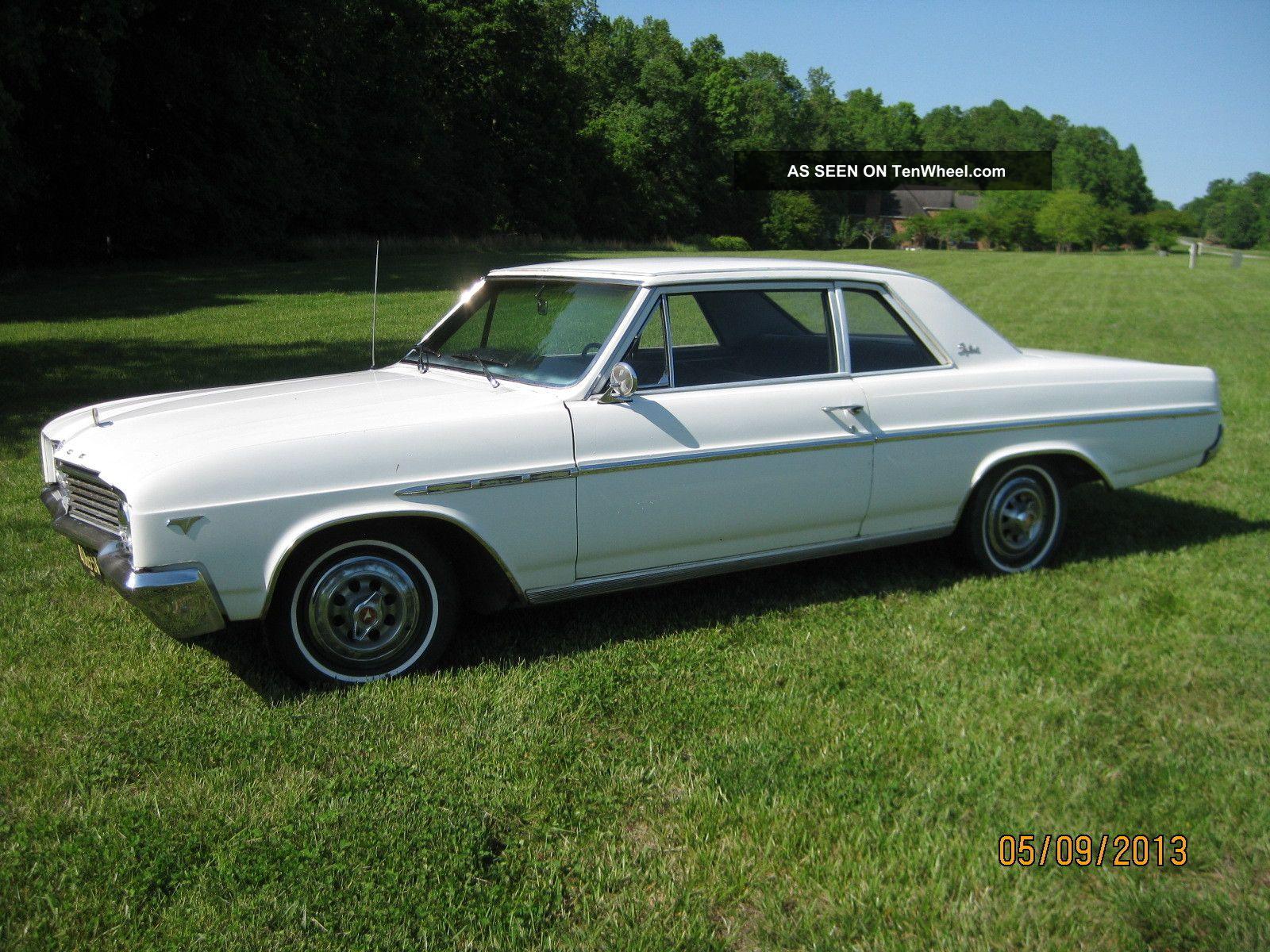1965 Buick Skylark 310 Wildcat Real Survivor