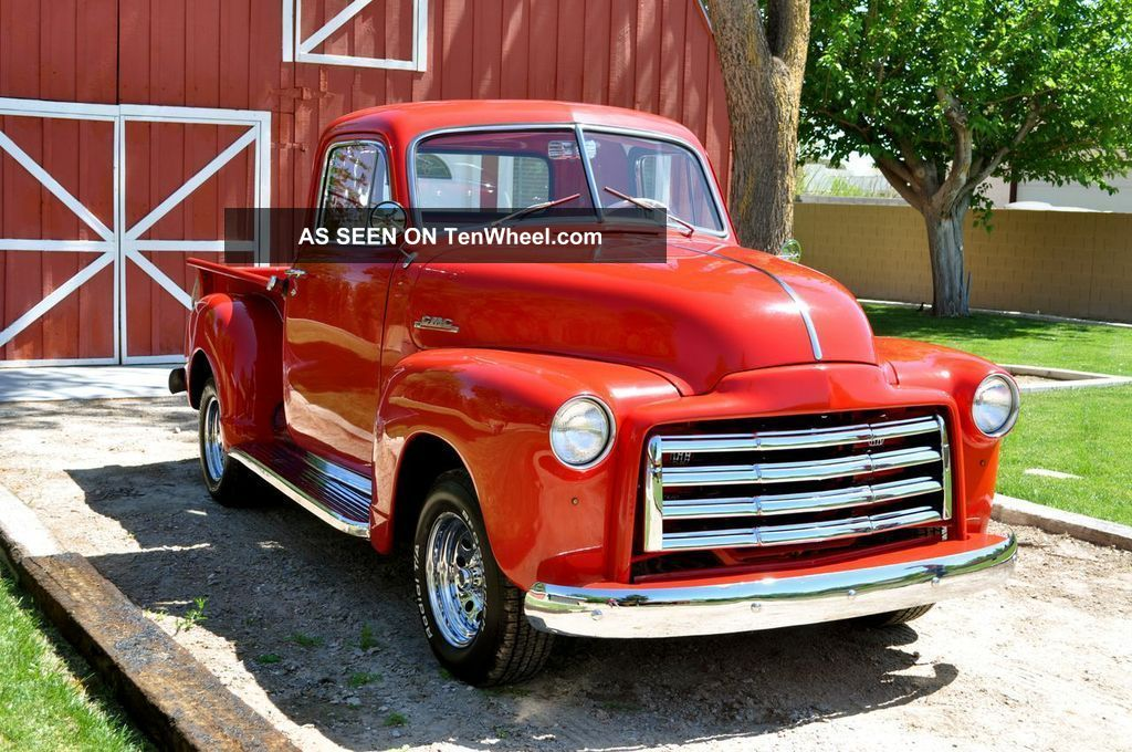 1951 Gmc Pickup Clear Title In Hand Chevy 51 Pick Up Truck Other photo