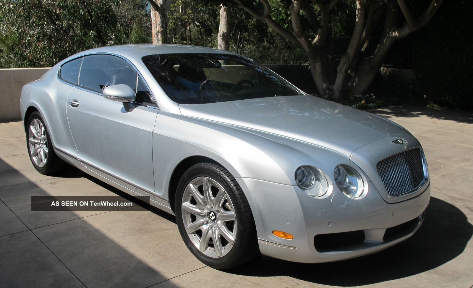 2005 bentley continental gt coupe 2 door 6 0l. Black Bedroom Furniture Sets. Home Design Ideas