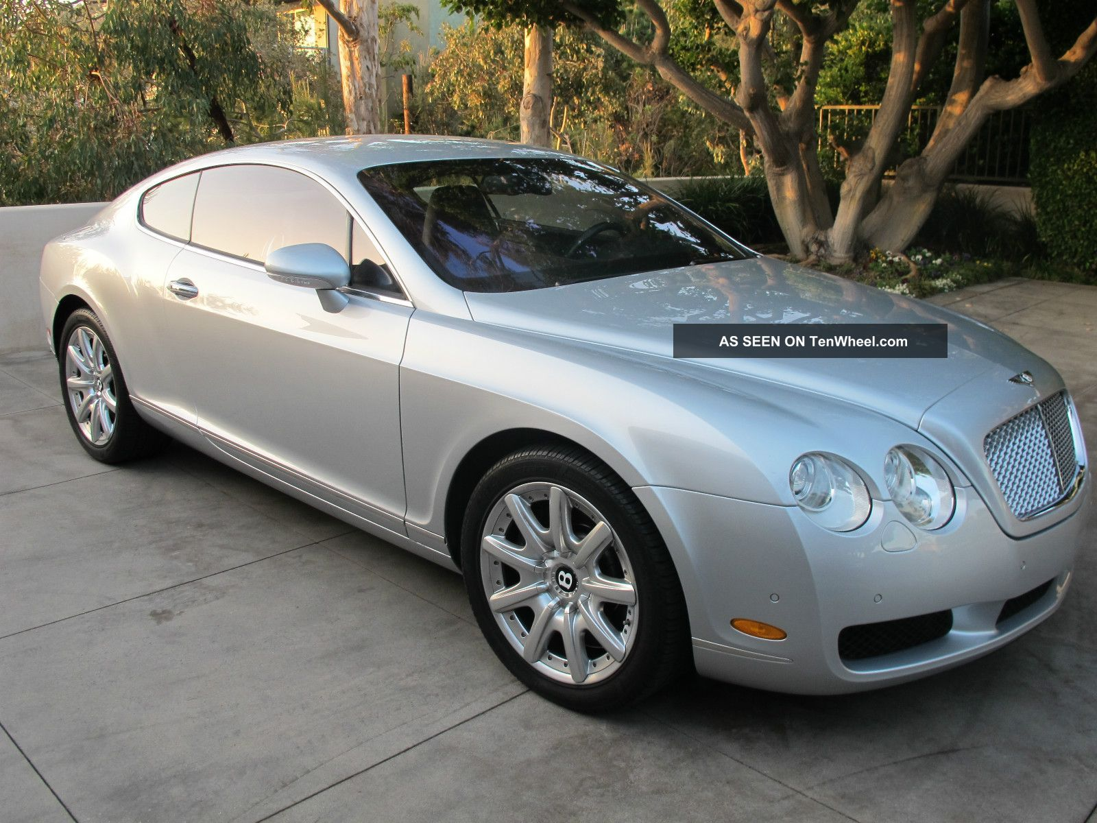 2005 bentley continental gt coupe 2 door 6 0l continental gt photo. Cars Review. Best American Auto & Cars Review