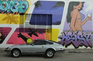 1983 Datsun 280zx Base Coupe 2 - Door 2.  8l photo