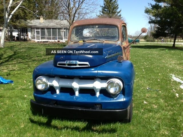 1951 Ford F - 5 Other Pickups photo