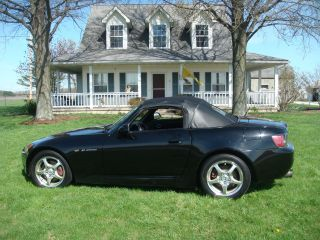 2002 Honda S2000 Base Convertible 2 - Door 2.  0l photo