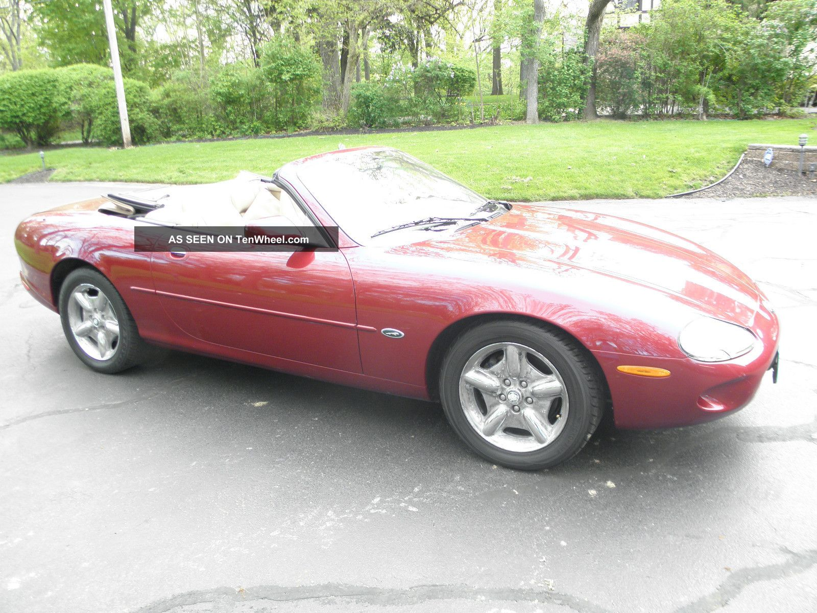1999 jaguar convertible xk8. Black Bedroom Furniture Sets. Home Design Ideas