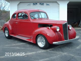 1940 Packard 110 Hot Rod photo
