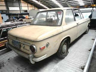 1970 Bmw 2002,  California Barn Find Very - - - - - - Must Sell photo