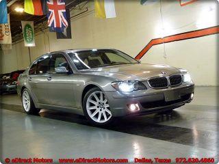 2006 Bmw 750li Sport Premium+ Pkg,  Rare, ,  Best Deal____edirect Motors photo
