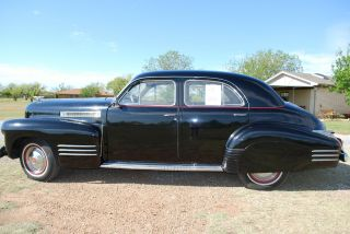 1941 Cadillac Fisher 62 Series Touring Sedan photo