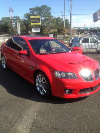 2009 Pontiac G8 Gxp photo