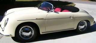 1957 Porsche Replica Vintage Speedster On Vw Chassis photo