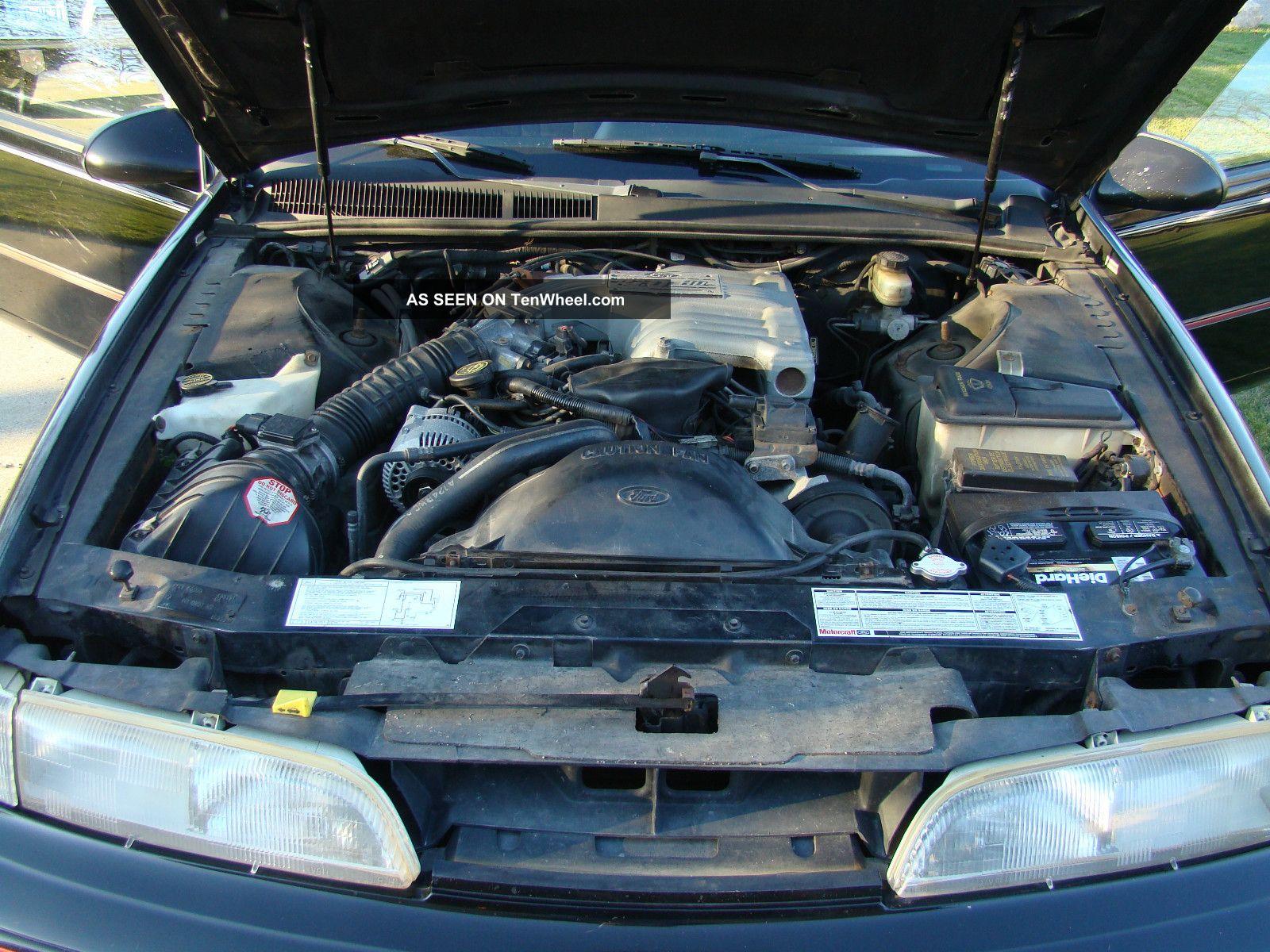 1991 Ford Thunderbird Sport Coupe 5 0l V8 Photo