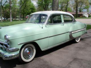 1954 Chevrolet Belair photo