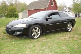 2002 Dodge Stratus Cpe Power, ,  Chrome Wheels photo