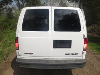 2004 Chevrolet Astro Base Extended Cargo Van 3 - Door 4.  3l photo