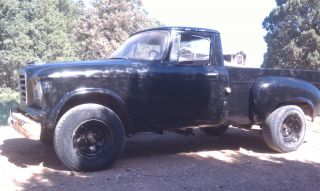 1960 Studebaker Champ Turbo Diesel Rat Rod photo