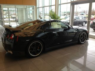 2014 Nissan Gt - R Black Edition photo