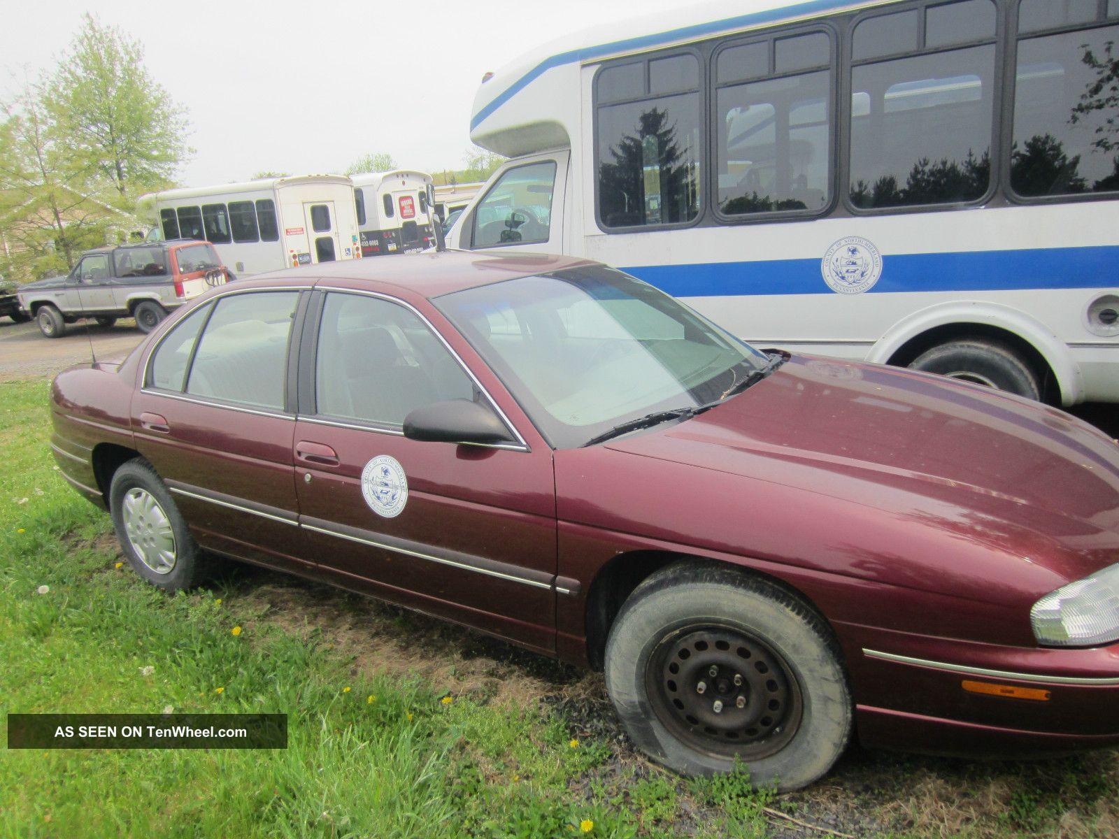 2001 Chevrolet Lumina Base Sedan 4 - Door 3.  1l Lumina photo