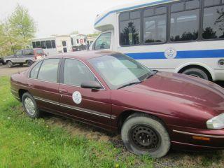 2001 Chevrolet Lumina Base Sedan 4 - Door 3.  1l photo