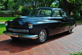 1951 Mercury Custom Sedan photo