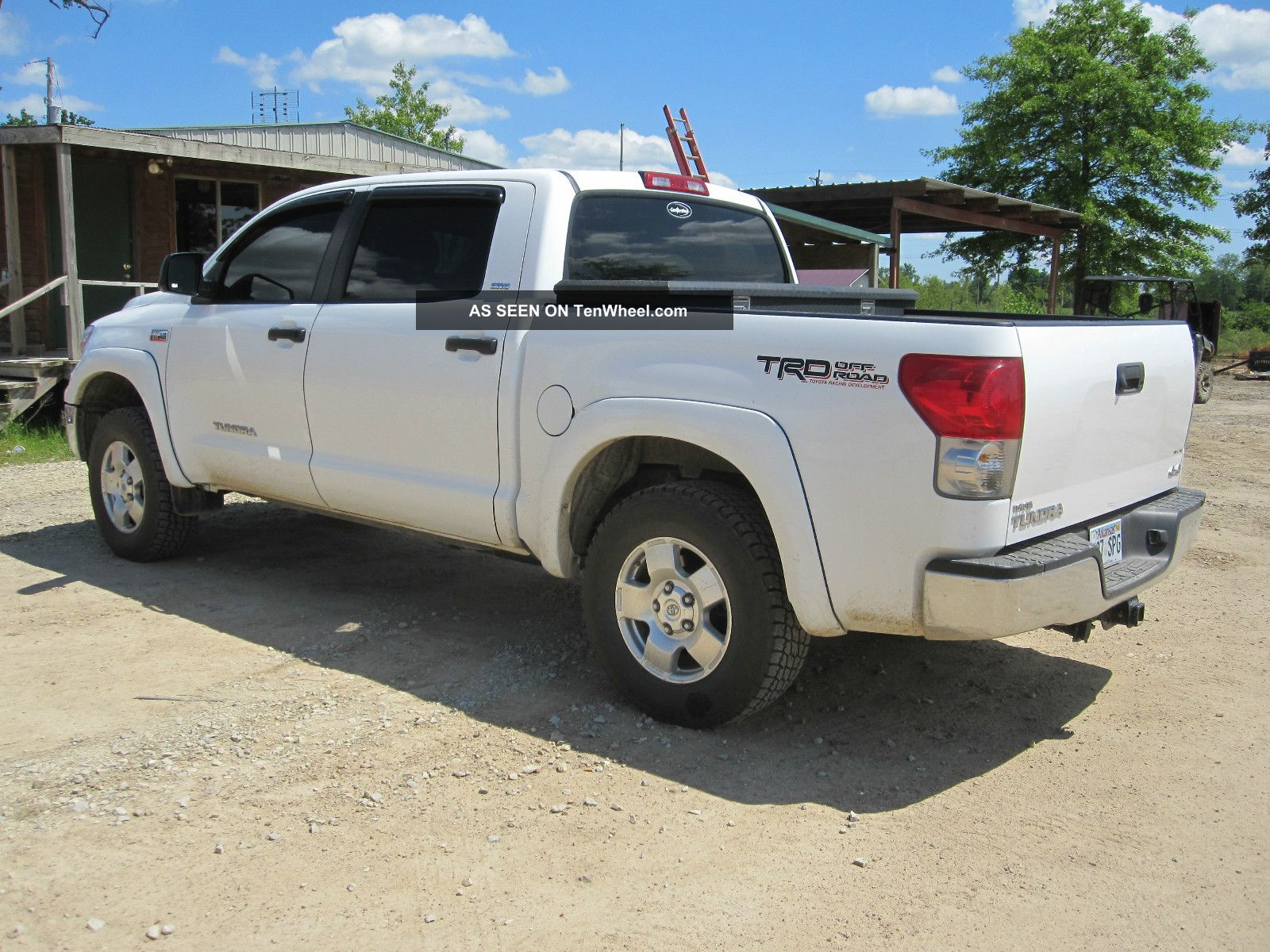 2008 toyota tundra sr5 extended crew cab pickup 4 door 5 7l. Black Bedroom Furniture Sets. Home Design Ideas
