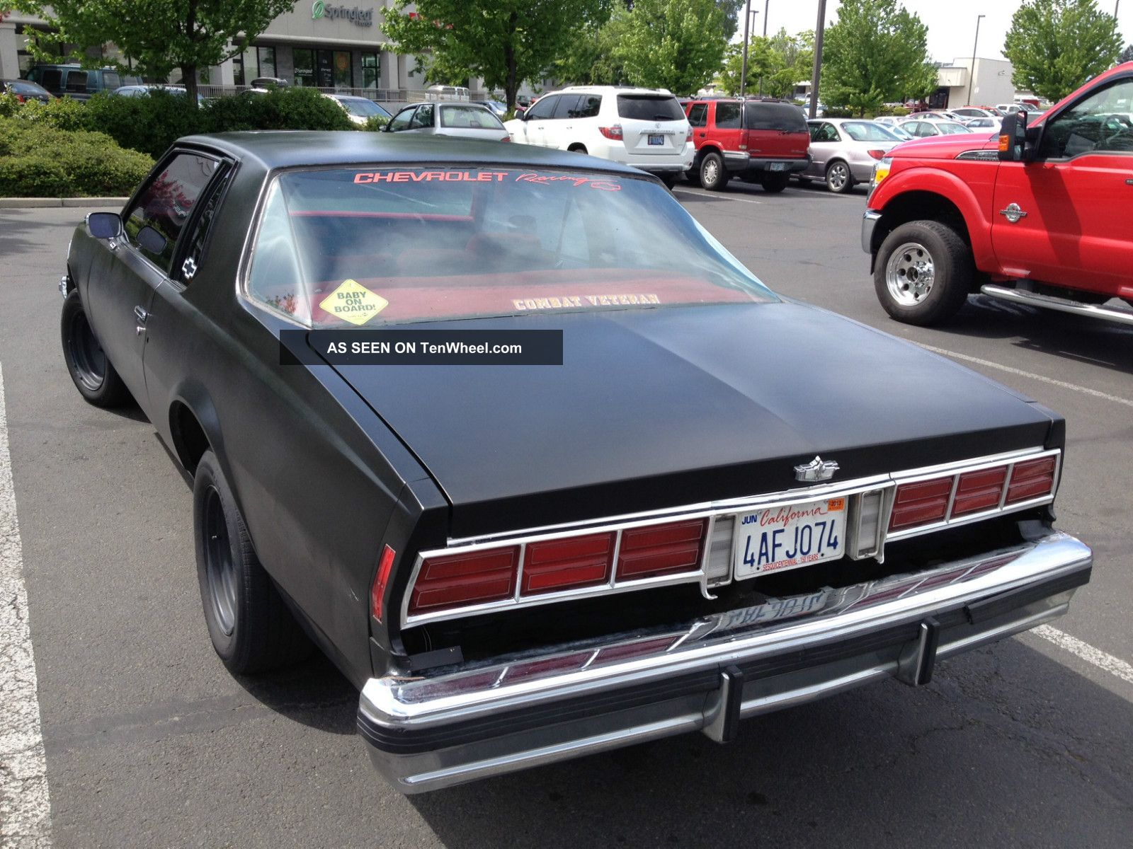 Chevrolet caprice classic 2door custom coupe pictures to pin on