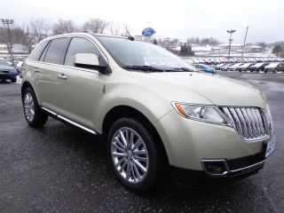2011 Lincoln Mkx Awd Rear Camera photo