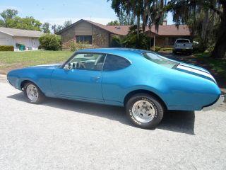 1969 Oldsmobile Cutlass S Big Block 455 photo
