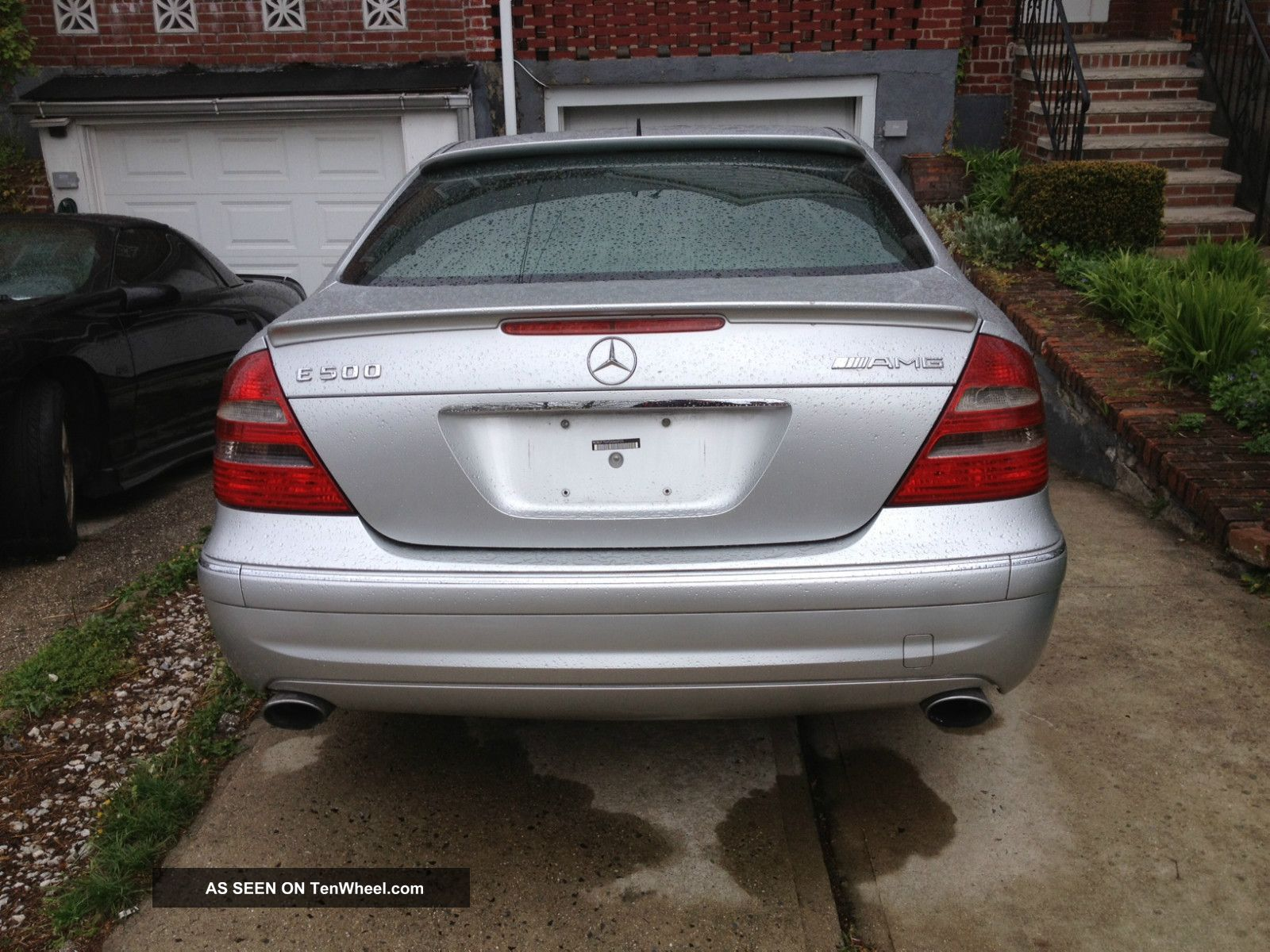 2005 mercedes e500 amg top of the line for Mercedes benz top of the line