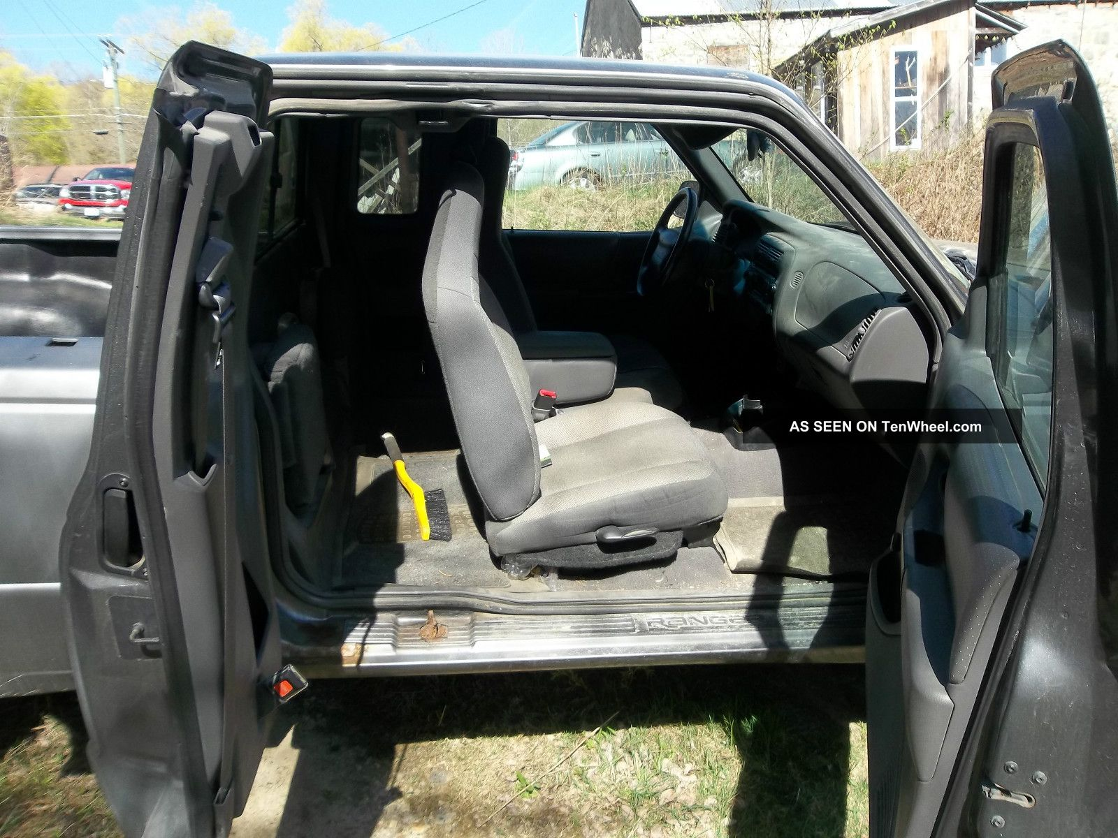 Ford Ranger Splash Extended Cab Pickup Door L Lgw on 1998 Dodge Dakota Slt Transmission Type