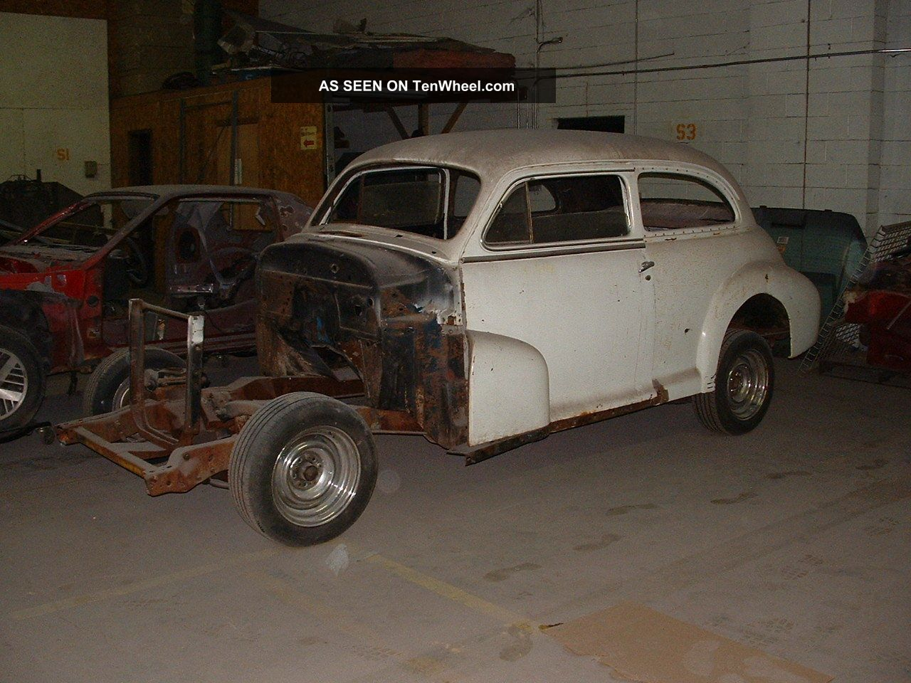 1948 Chevy Business Coupe 2 Door Other photo
