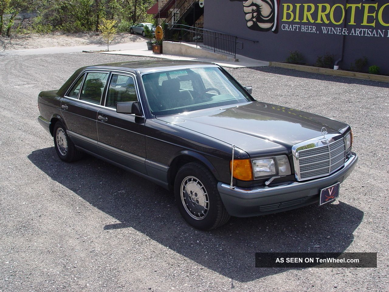 1987 Mercedes - Benz 560sel Other photo