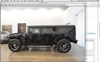 1995 Hummer V8 Gas H1 Wagon Loaded W / Full Factory Options & Over 40k In Extras photo