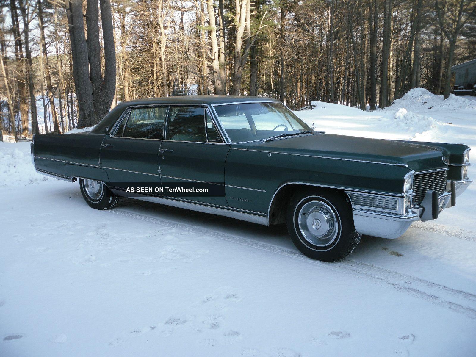 1965 Cadillac Fleetwood 60 Fleetwood photo