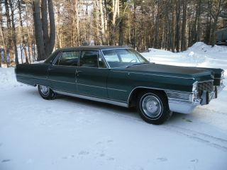1965 Cadillac Fleetwood 60 photo