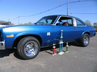 1976 Chevy Nova Ss photo
