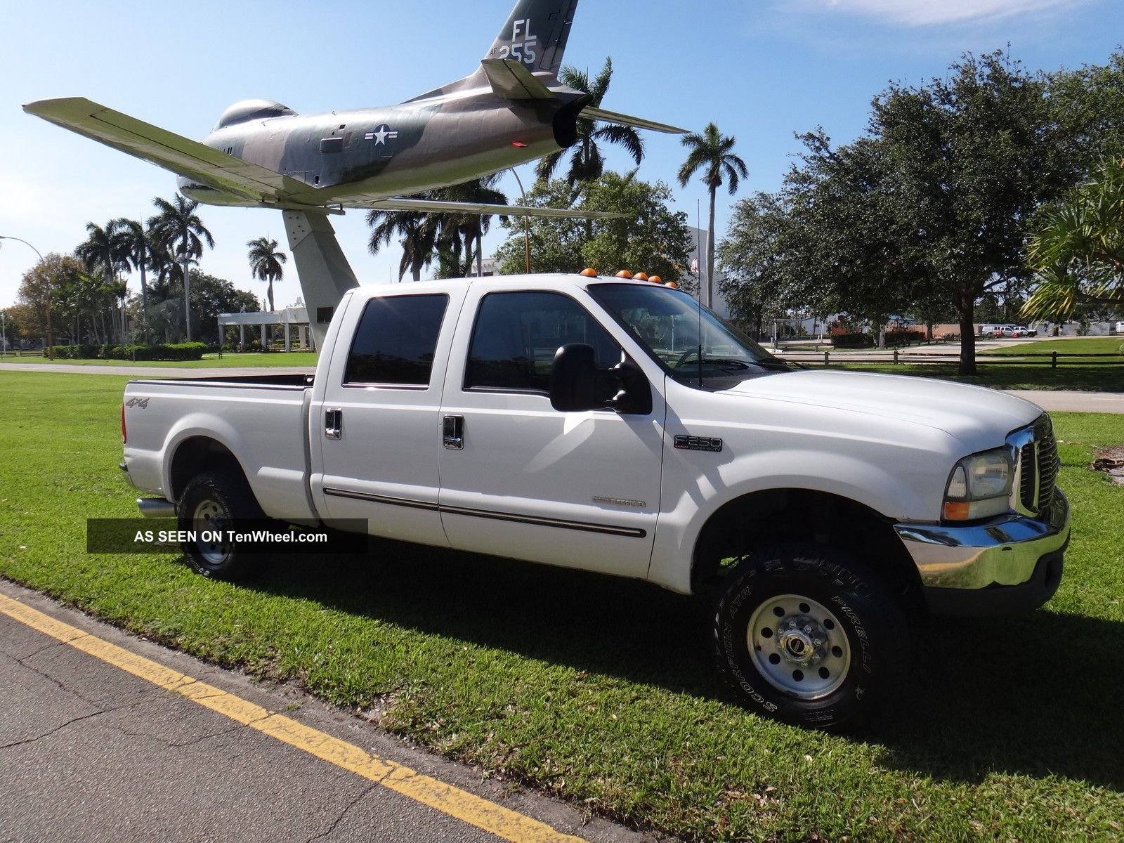 2000 ford f250 lariat 7 3l diesel 4x4 crew cab very runs make offer