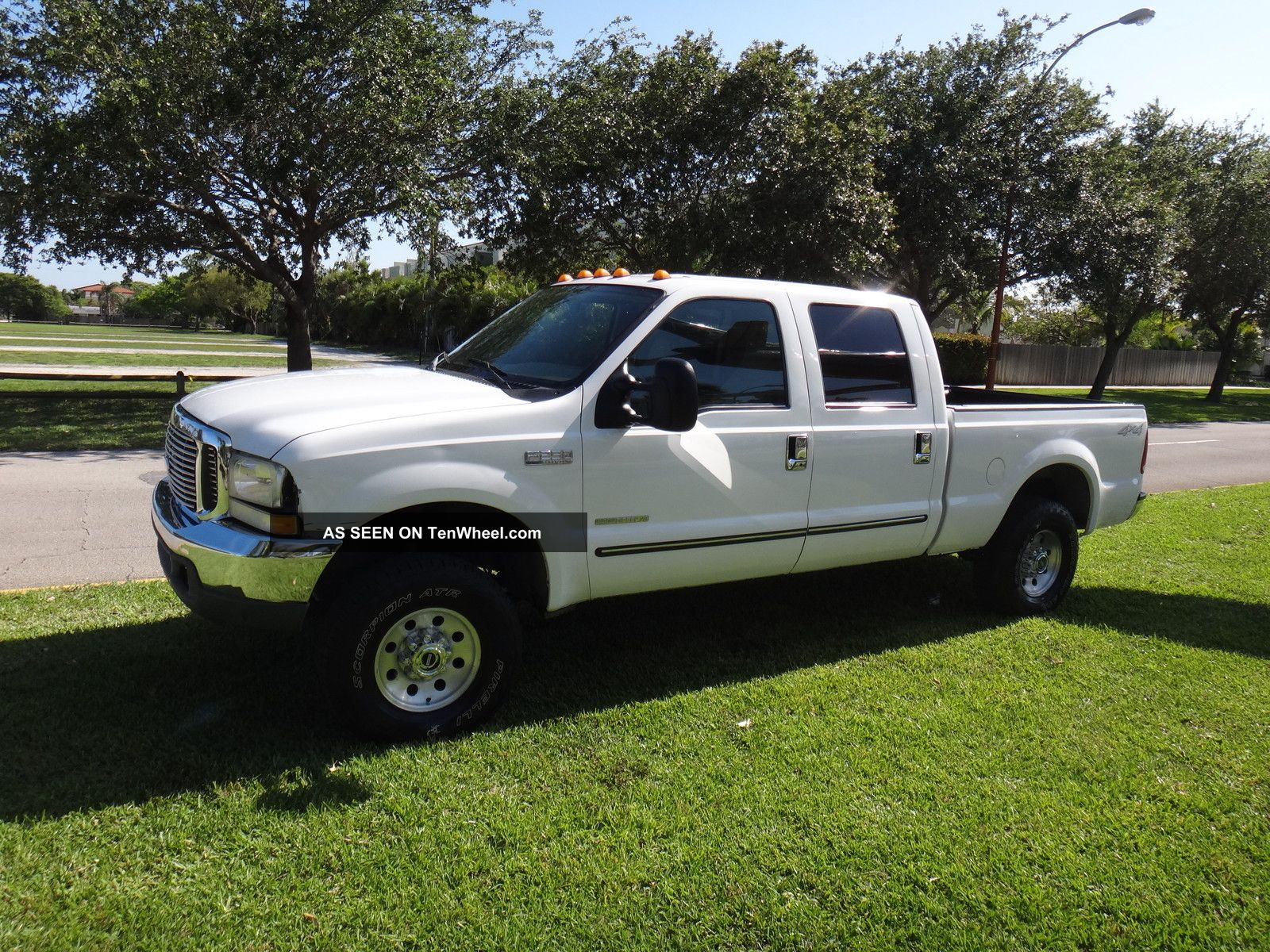 2000 Ford F250 Lariat 7 3l Diesel 4x4 Crew Cab Very Runs Make Offer Fuel Filter