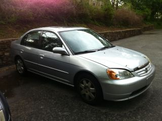 2001 Honda Civic Ex photo
