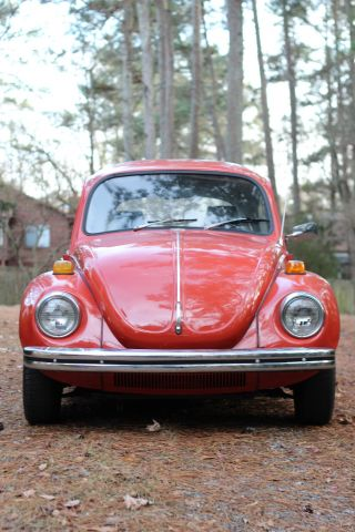 1971 Volkswagen Beetle Base 1.  6l photo