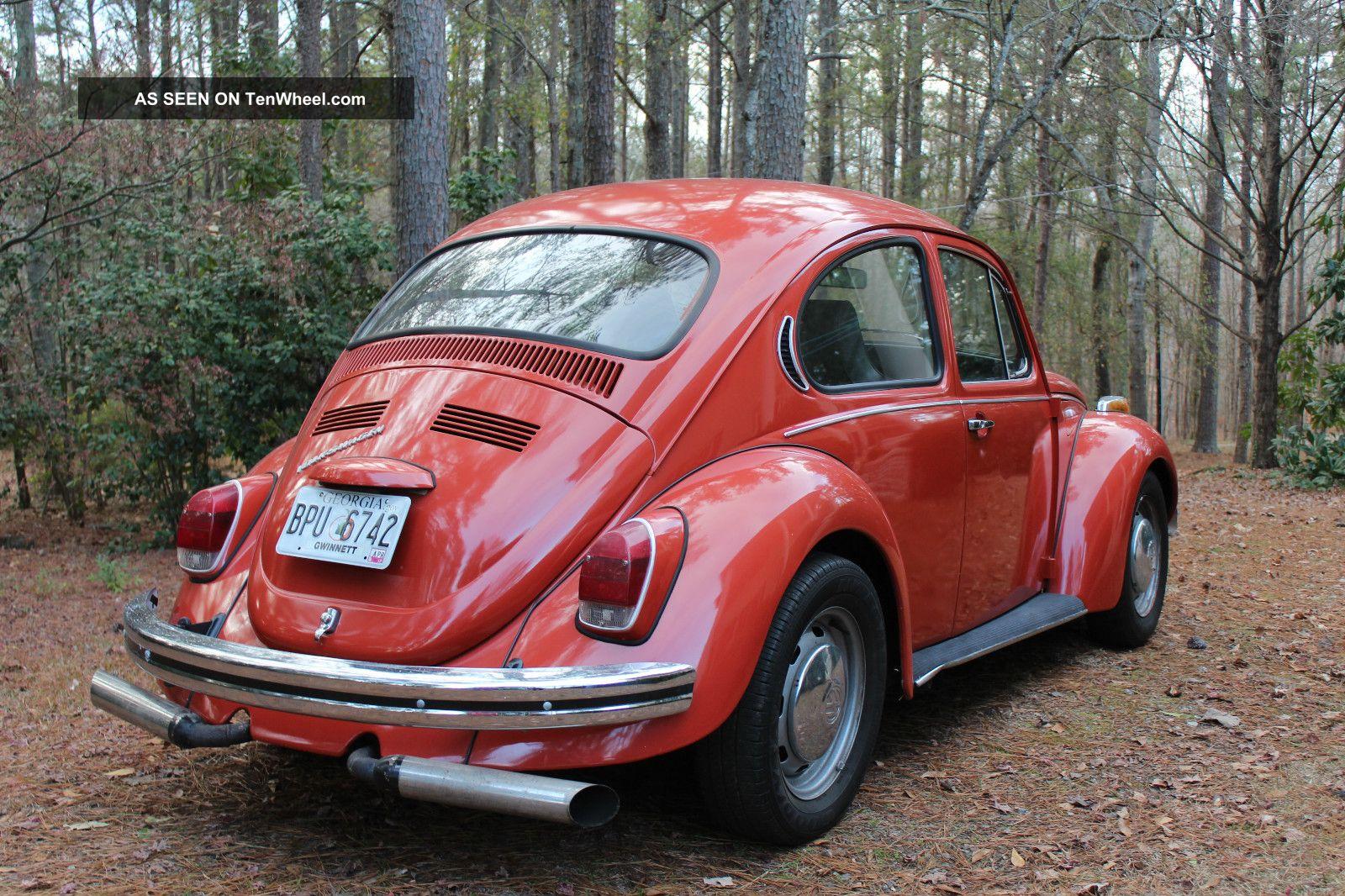 Volkswagen Beetle Base L Lgw