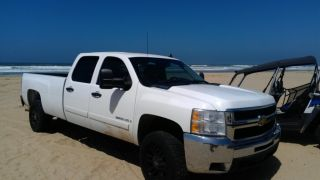 2008 Chevrolet Silverado 2500 Hd Ltz Extended Cab Pickup 4 - Door 6.  6l photo