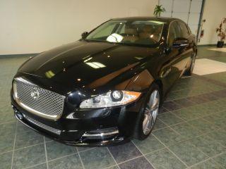 2012 Jaguar Xj L Supersport photo