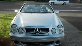2000 Mercedes - Benz Clk 430 Convertible photo